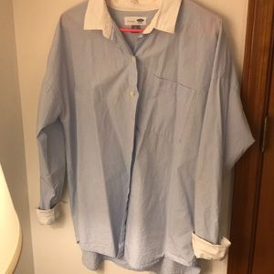 Old Navy Women's L Old Navy button down